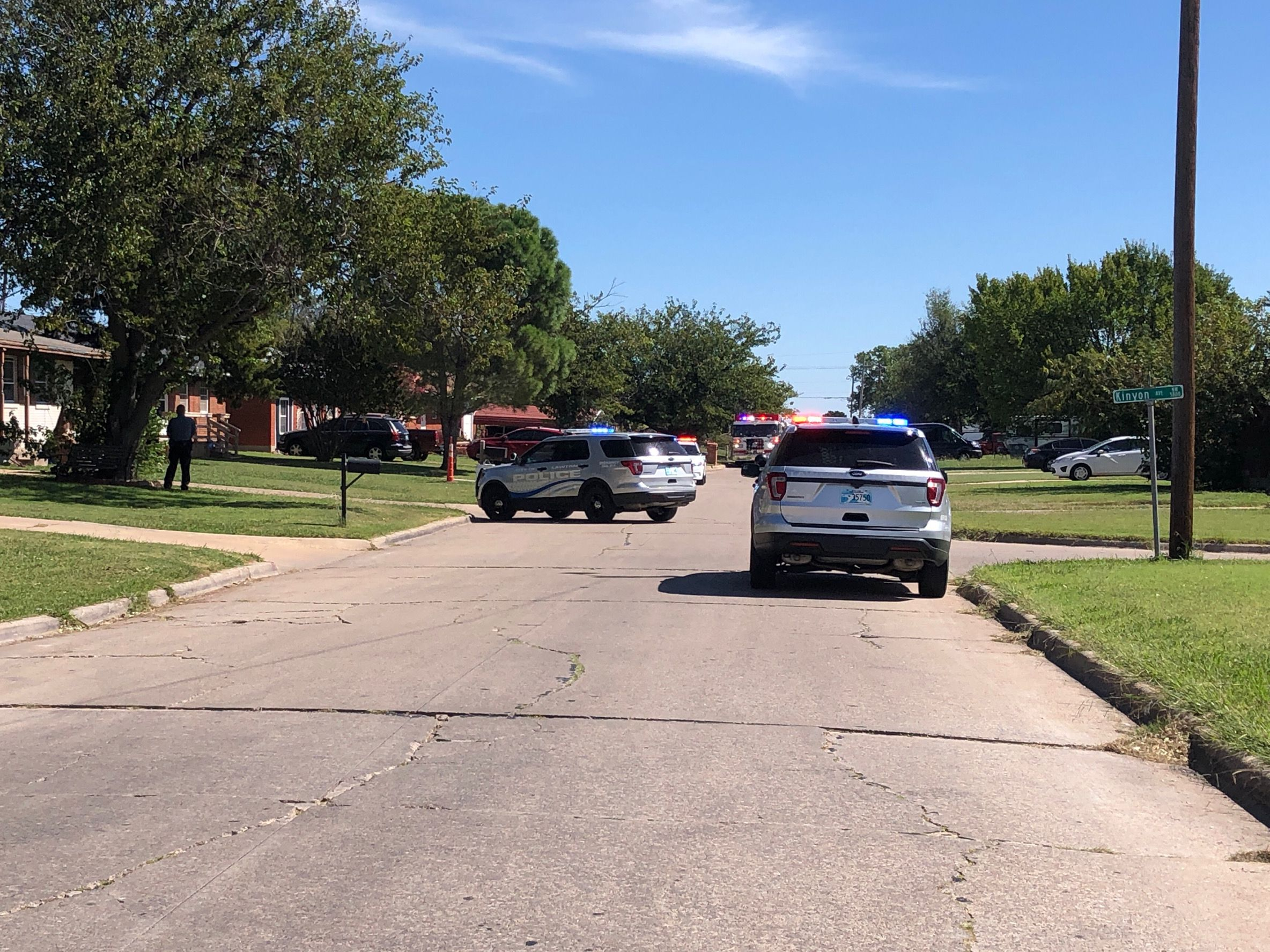 UPDATE: Standoff ends, no injuries reported