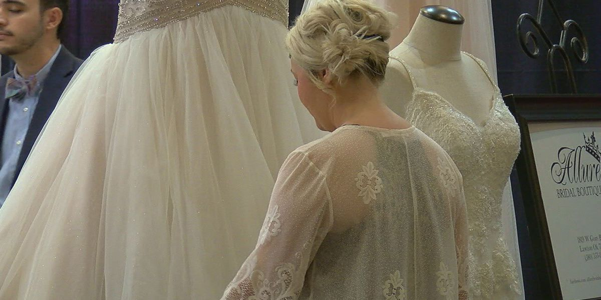 Couples across the state take part in Southwest Oklahoma Bridal Expo