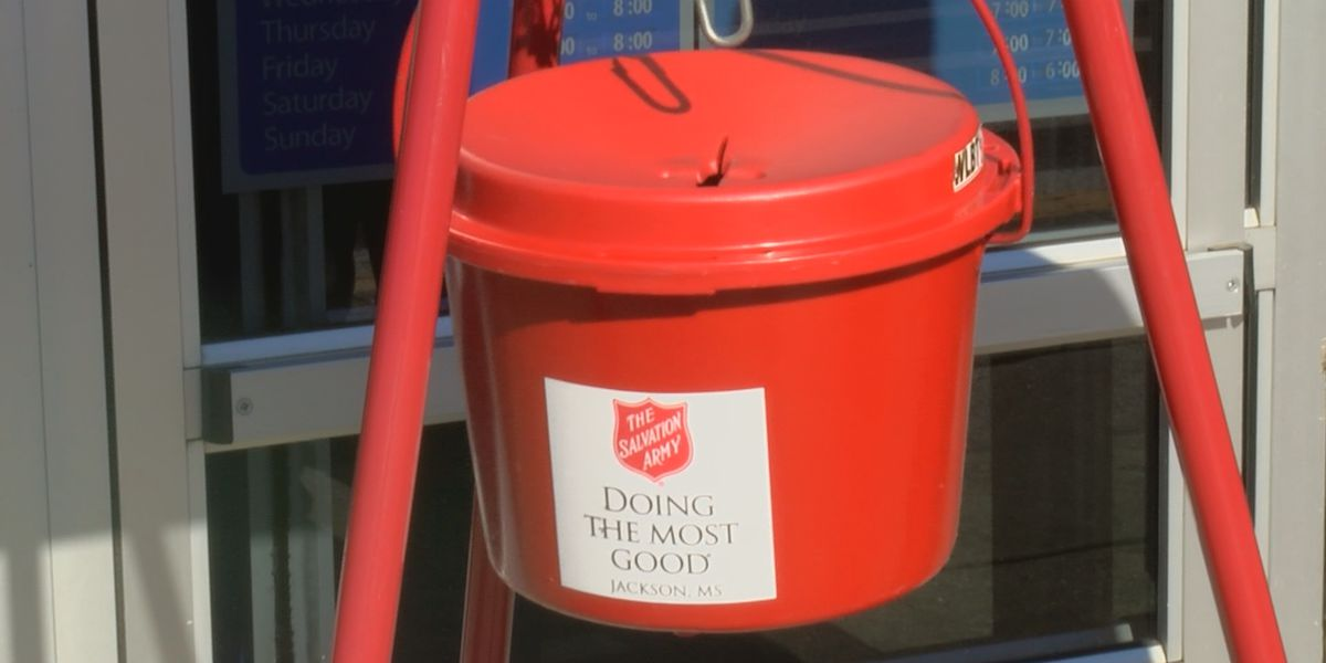 Salvation Army kicks off annual Red Kettle Campaign