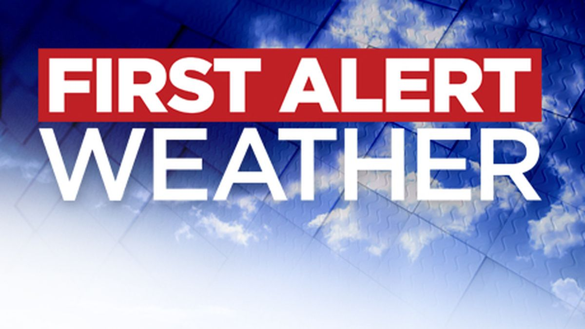 First Alert 7 Forecast: tomorrow is a First Alert Weather Day for