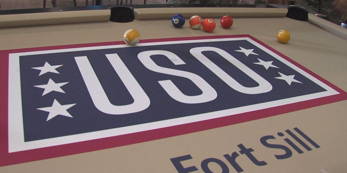 USO office opens on Fort Sill