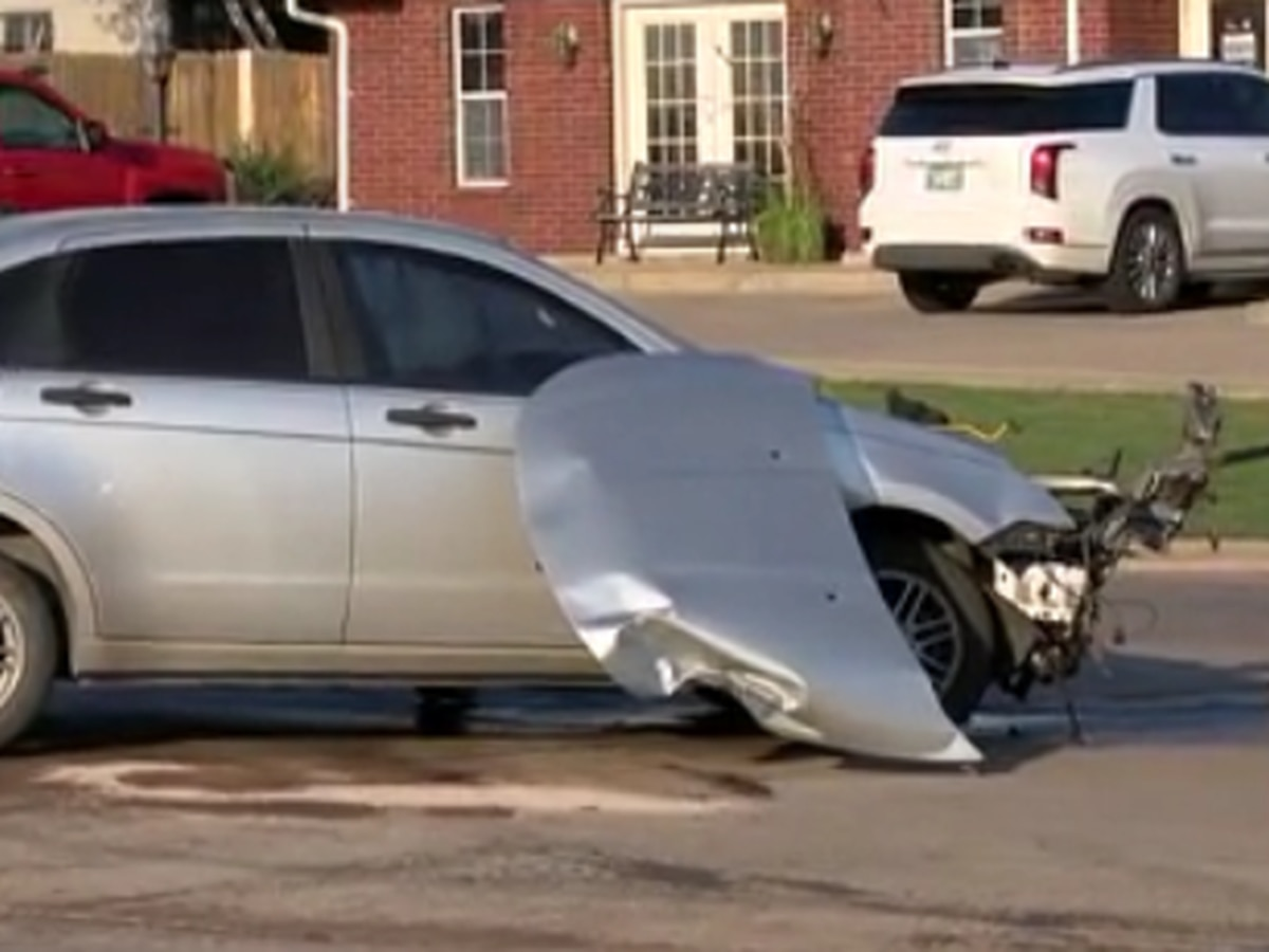 Three arrested, officer injured in Lawton police chase