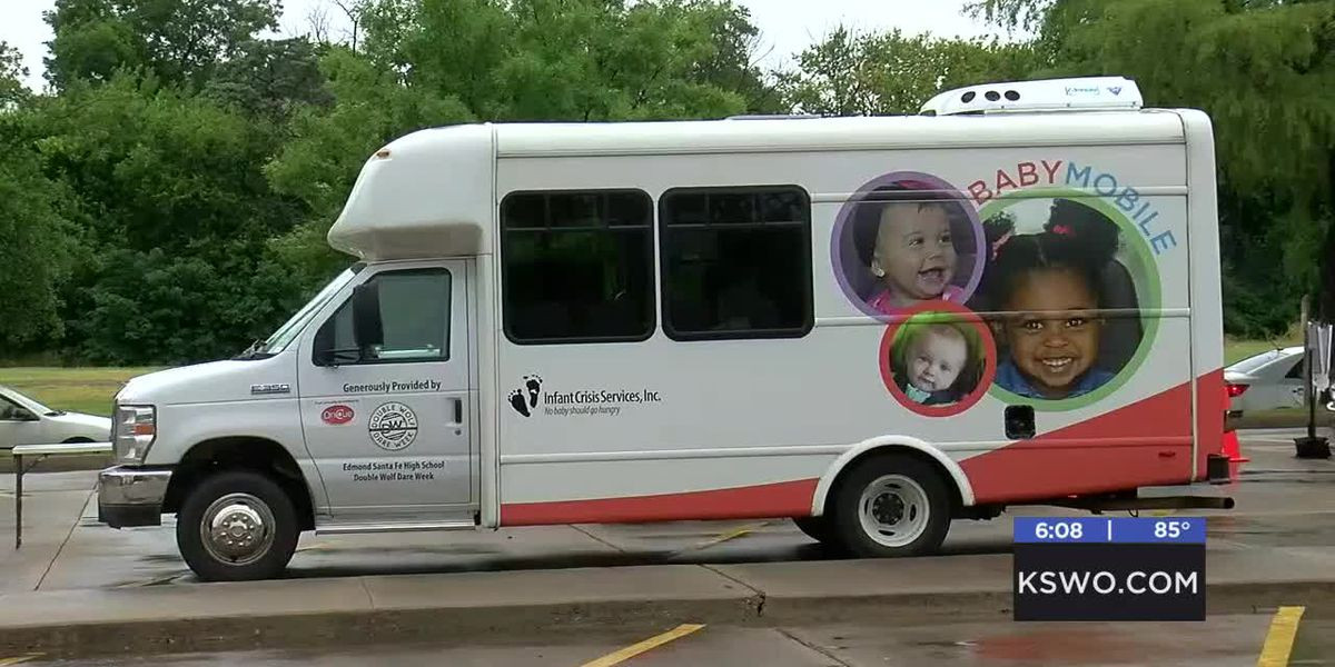 The Baby Mobile is making its way to Lawton