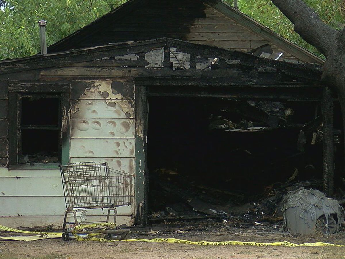 Fire in northwest Lawton investigated as arson