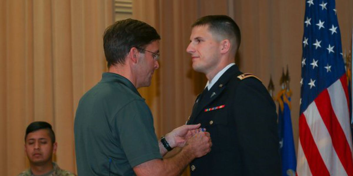 Walters native receives Soldiers Medal