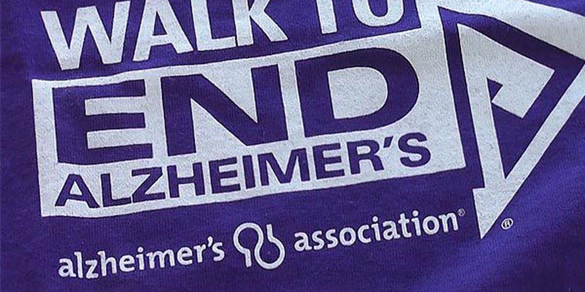 Walk to End Alzheimer's raises $20,000