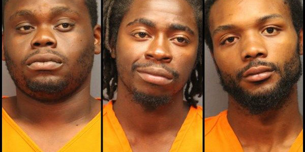3 arrested as police investigate drive-by shooting