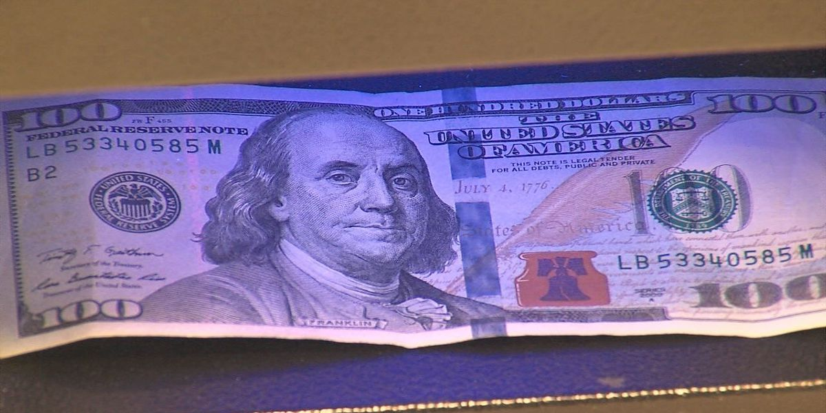 Tips on how to spot counterfeit money