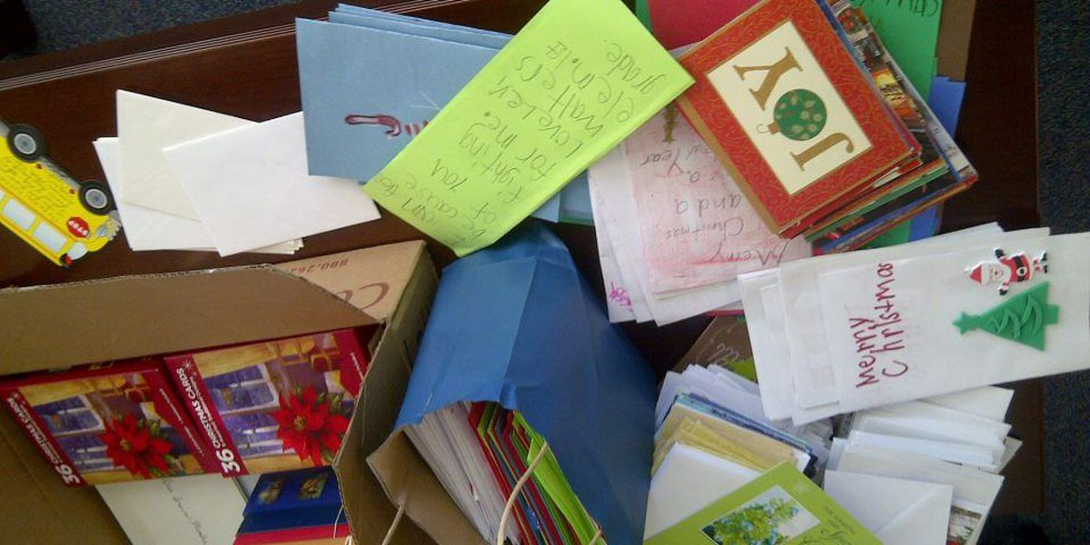 'Holiday for Heroes' Card Project thanks OK Veterans for their service