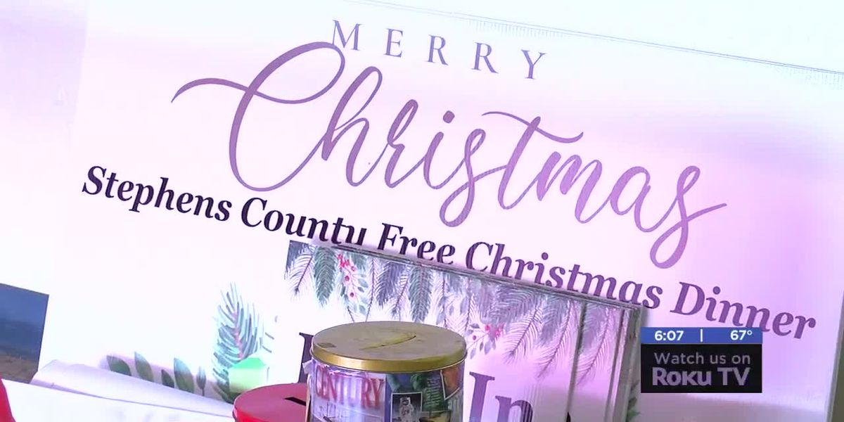 Holiday meals scheduled for people in Comanche and Stephens County
