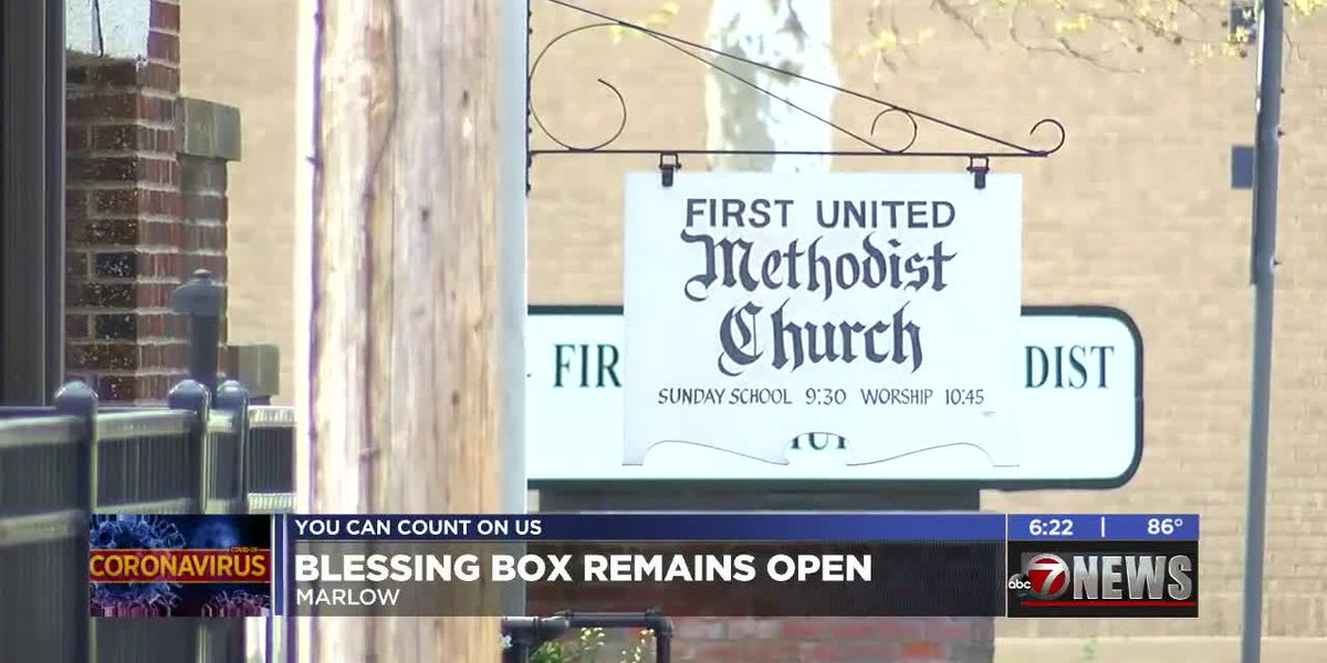 A box has impacted a local community in a good way