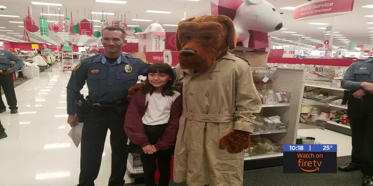 LPD holds annual 'Shop With a Cop'