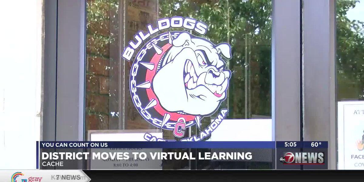 Cache Public Schools go virtual