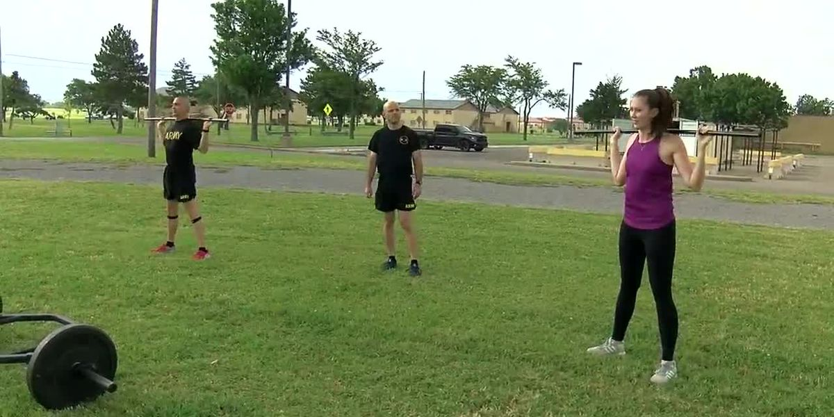 MILITARY MONDAYS: Fort Sill CSM joins 7News reporter for ACFT workout