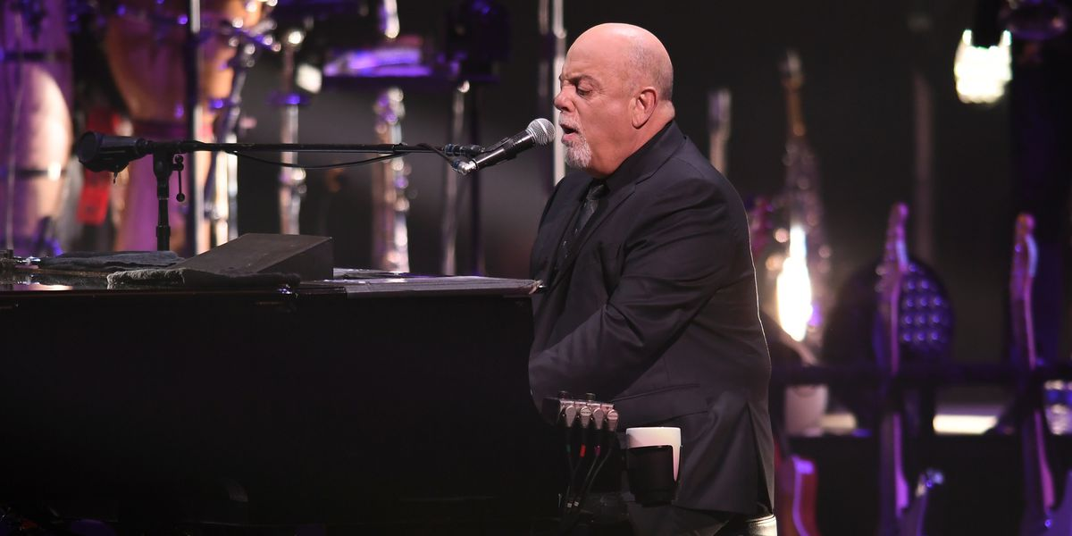 Billy Joel donates $500K to support NY health care workers