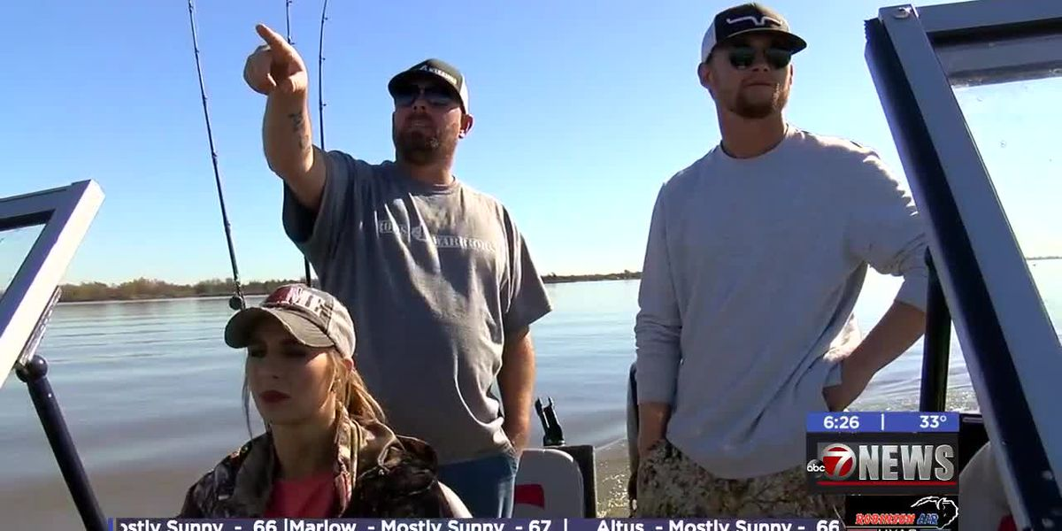 Rods 4 Warriors group takes Veterans fishing