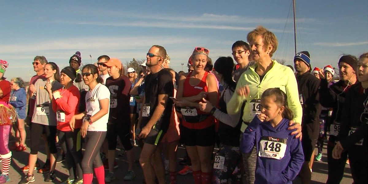 9th annual Jingle Jog raises money for CASA