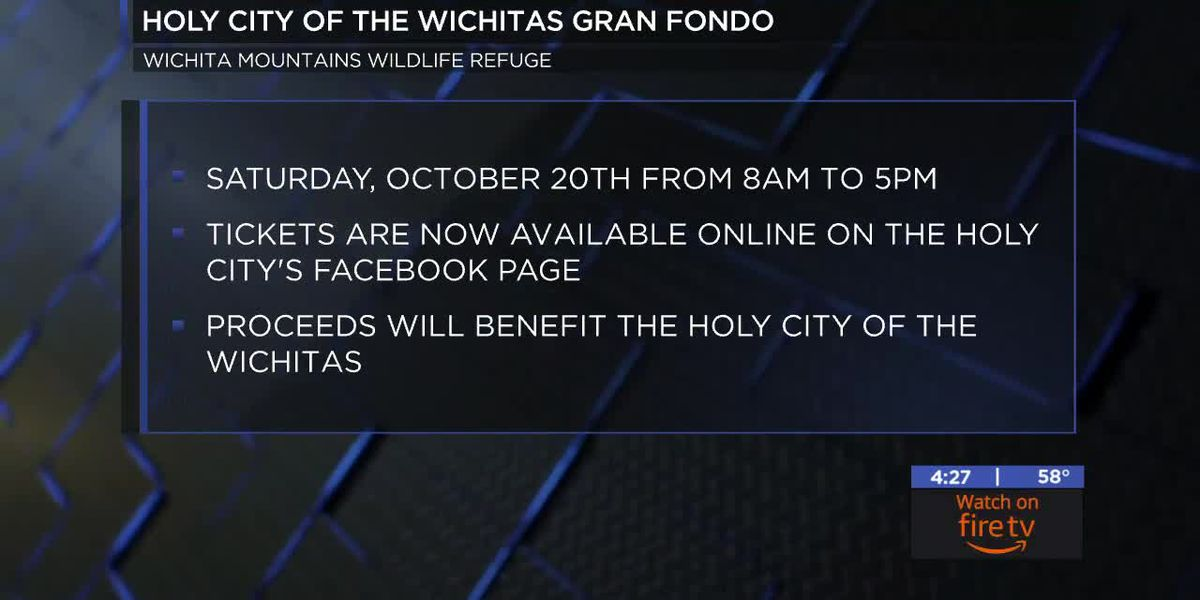 Holy City Of The Wichitas hosting Gran Fondo
