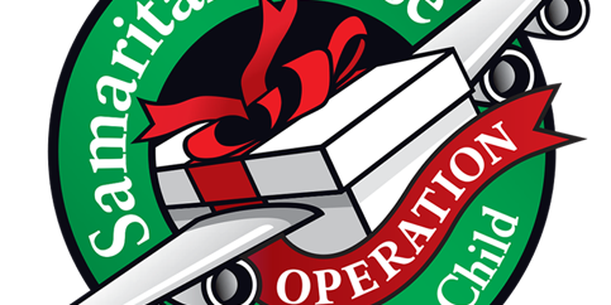 Operation Christmas Child is underway in Lawton