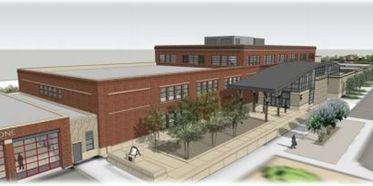 City of Lawton is now accepting bids on new Public Safety Facility