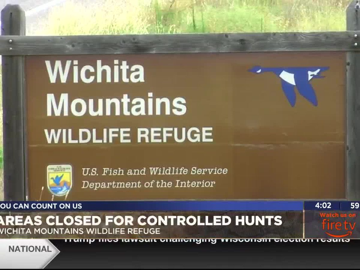 Wichita Mountains Wildlife Refuge prepares for controlled hunts