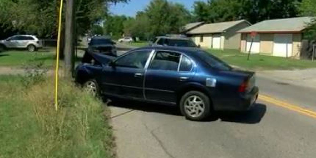 Car crash under investigation in Lawton