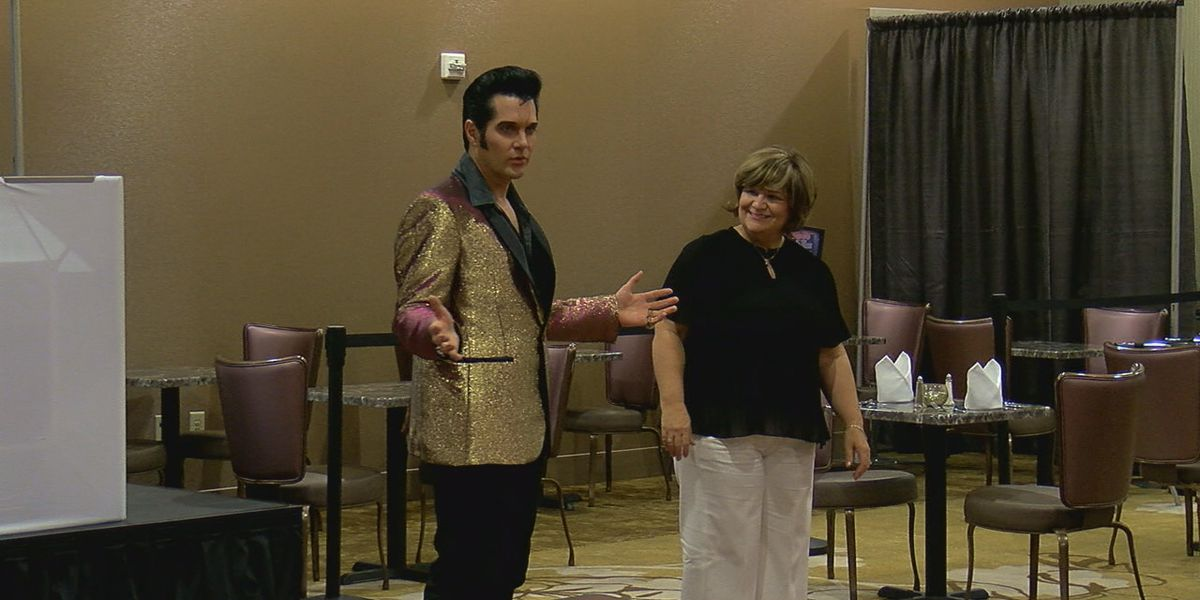 Lawton-Fort Sill Chamber of Commerce hosts 'All Shook Up' date night