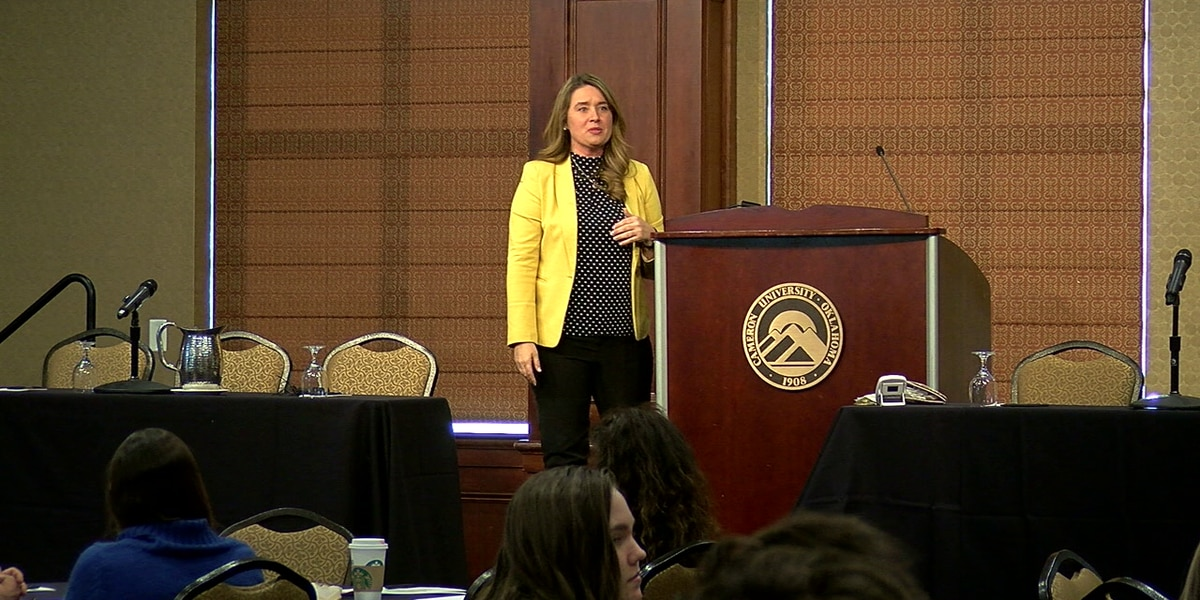 Cameron hosts 3rd annual Empowering Women in Leadership and STEM Conference