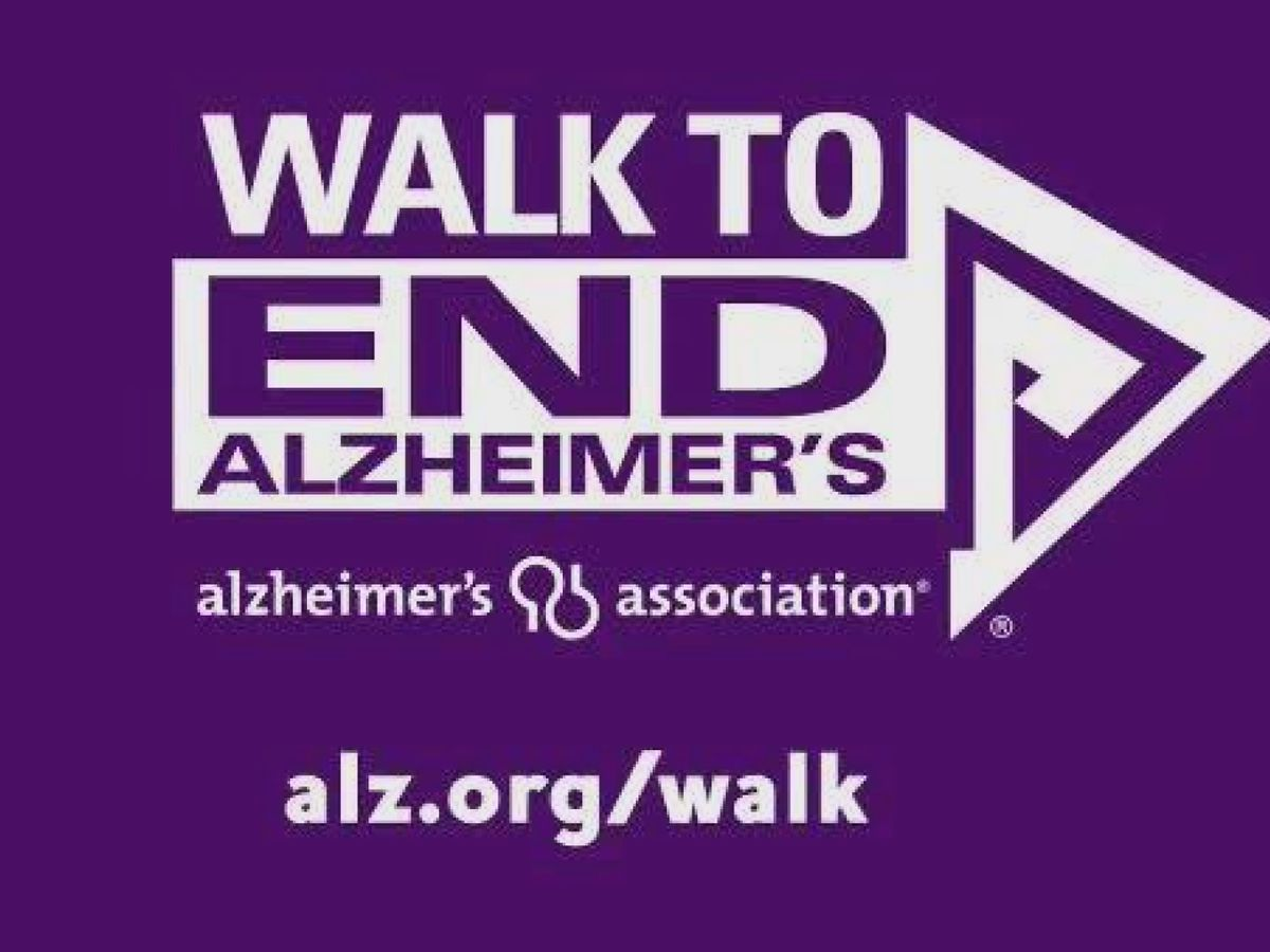 Medwatch: Walk to End Alzheimer's happening this weekend