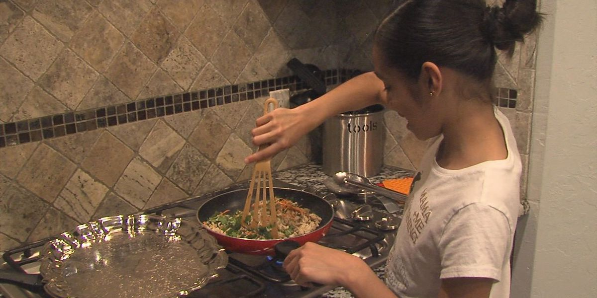 Lawton Student named winner of National Future Chef's Challenge