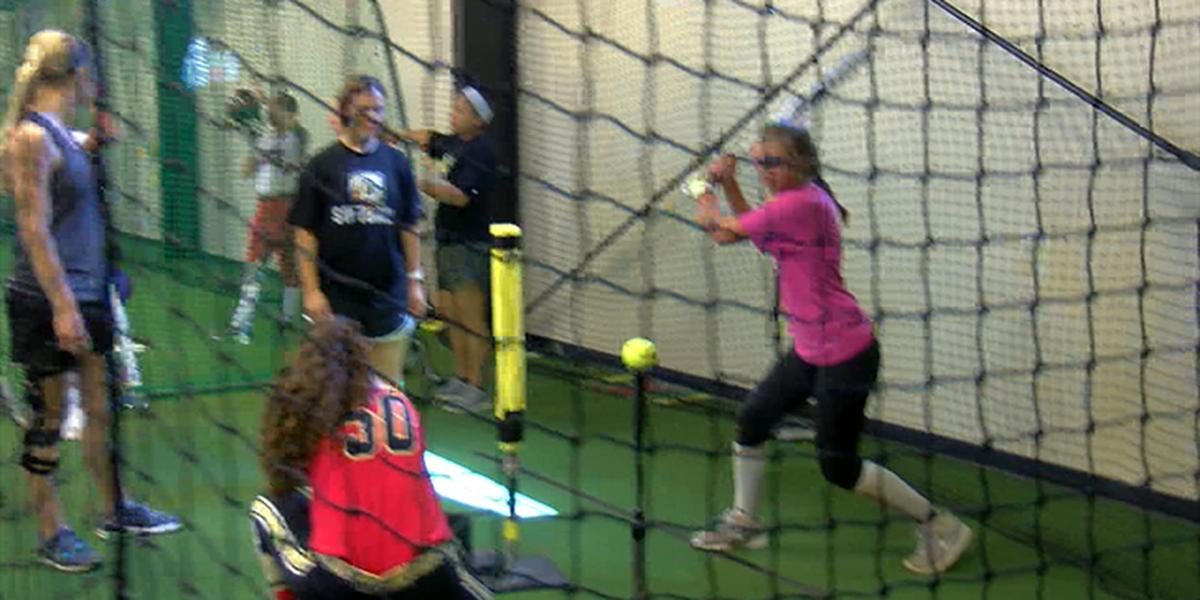 CU hosts summer softball camp for kids