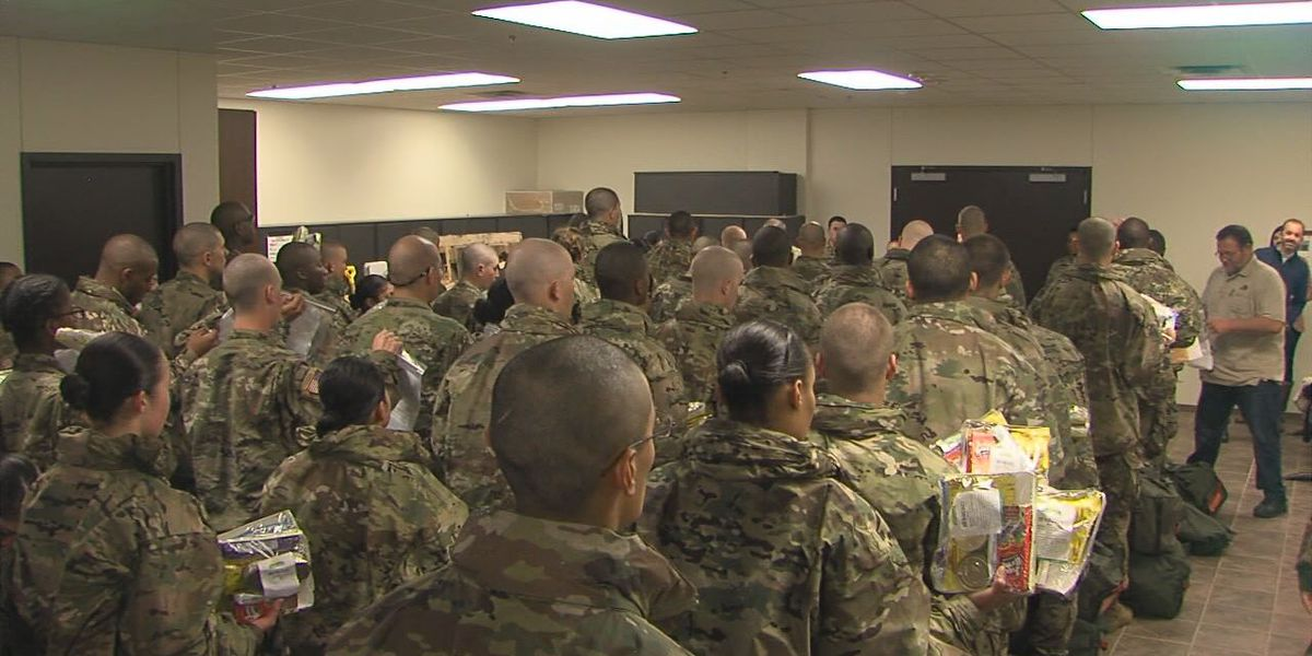 Community members can Adopt a Soldier for Christmas