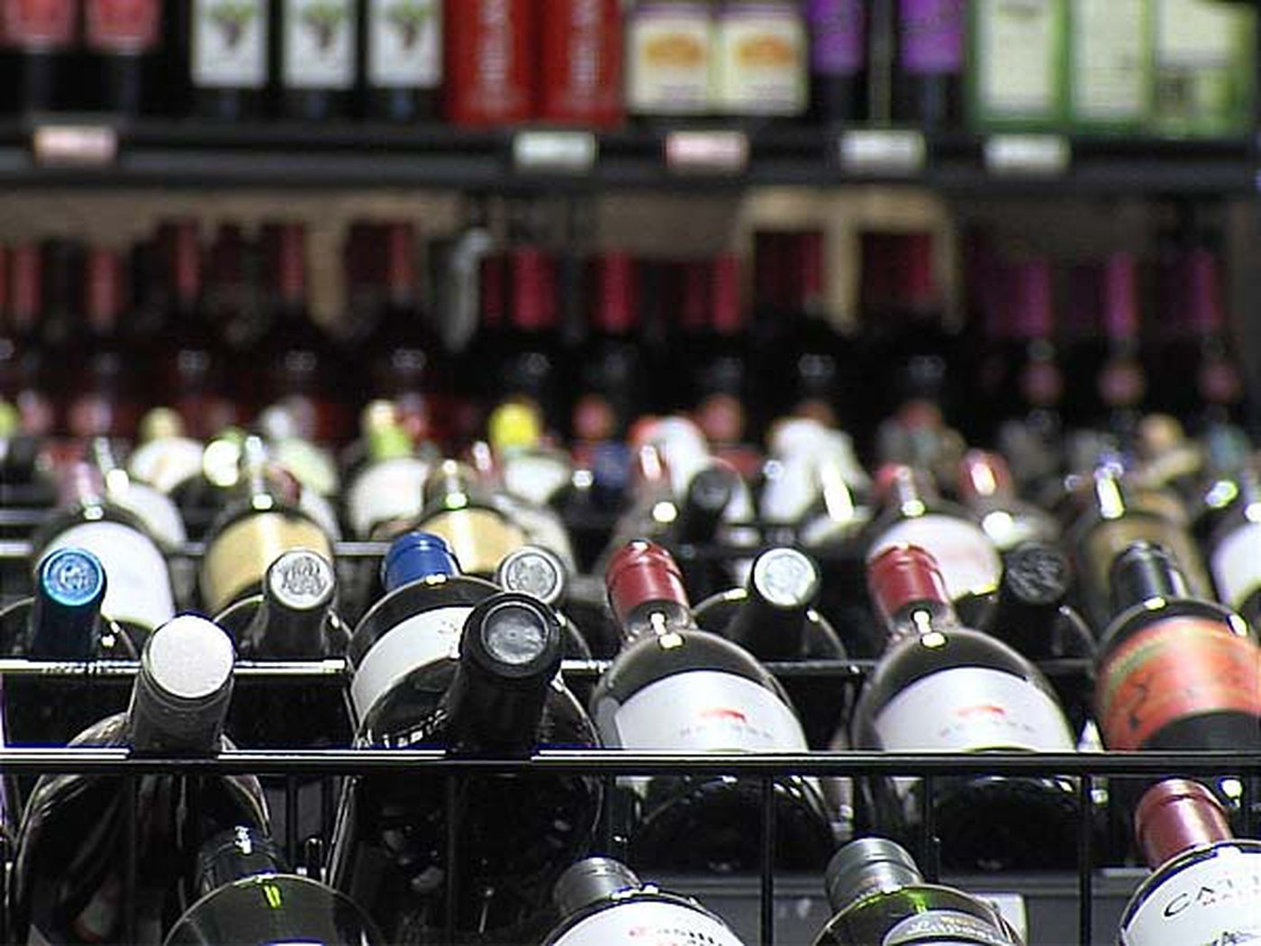 Liquor sales spike for New Year's Eve