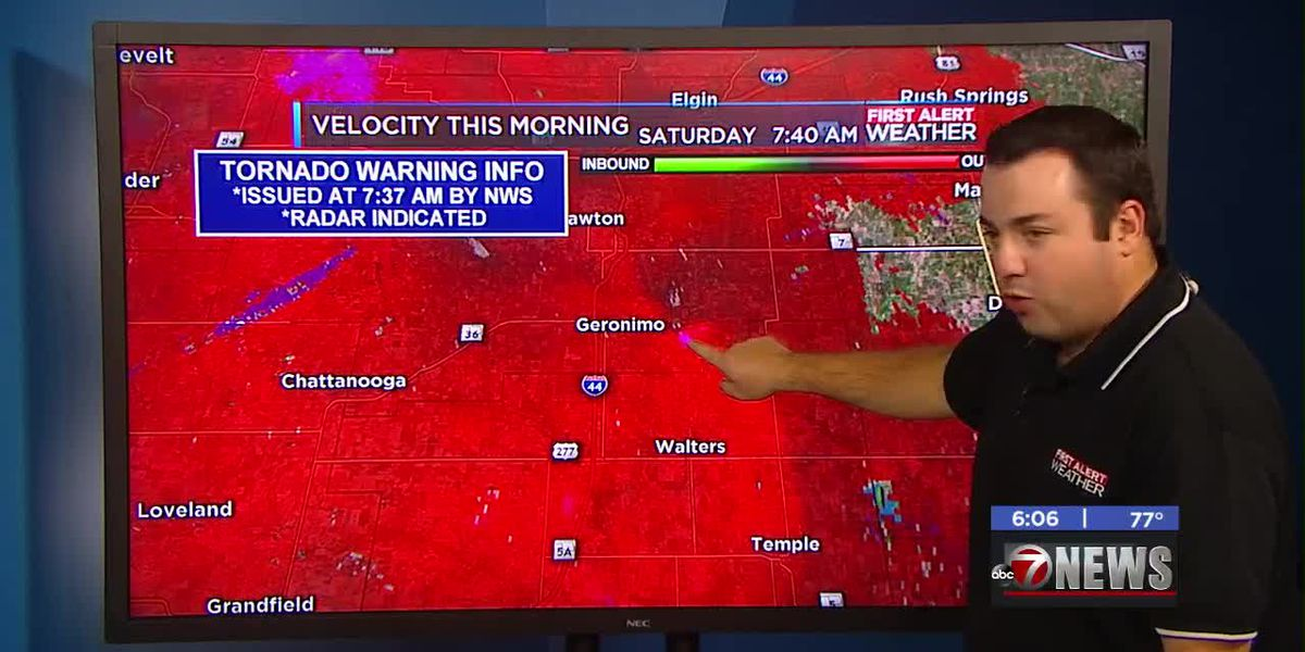 First Alert Chief Meteorologist Matt DiPirro explains the difficulty of predicting QLCS tornadoes