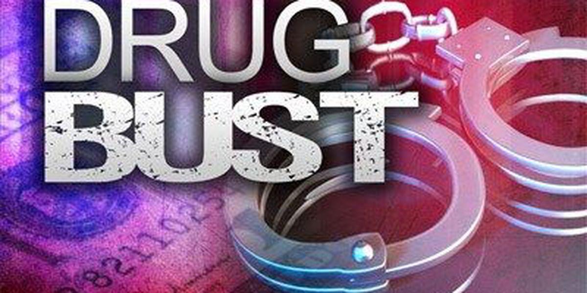 19 arrested for drugs