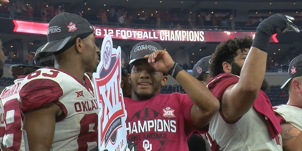 OU captures fourth straight Big 12 Championship