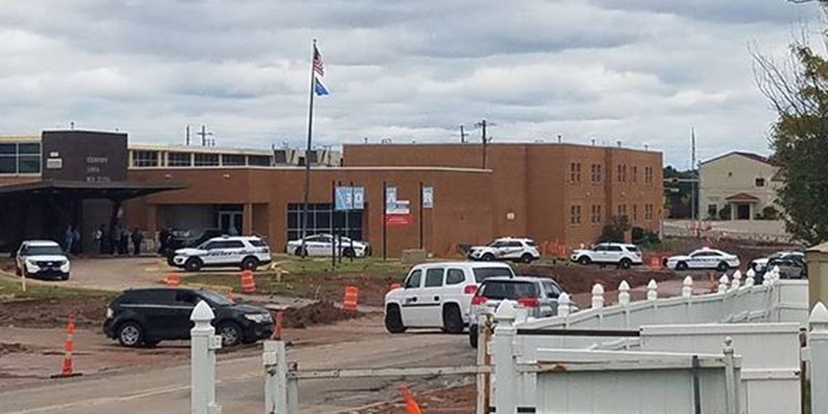 lpd makes arrest outside of eisenhower high school