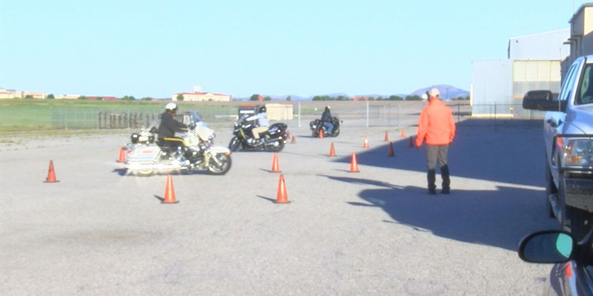 LPD holds refresher course for motorcycle unit