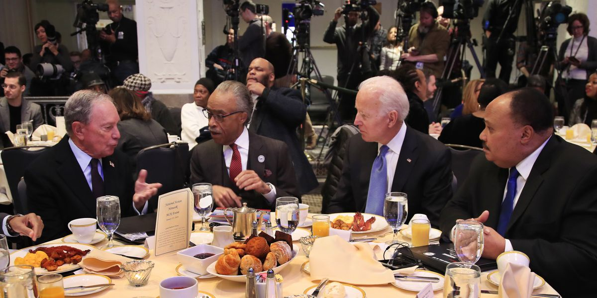 MLK holiday offers stage for Democratic hopefuls