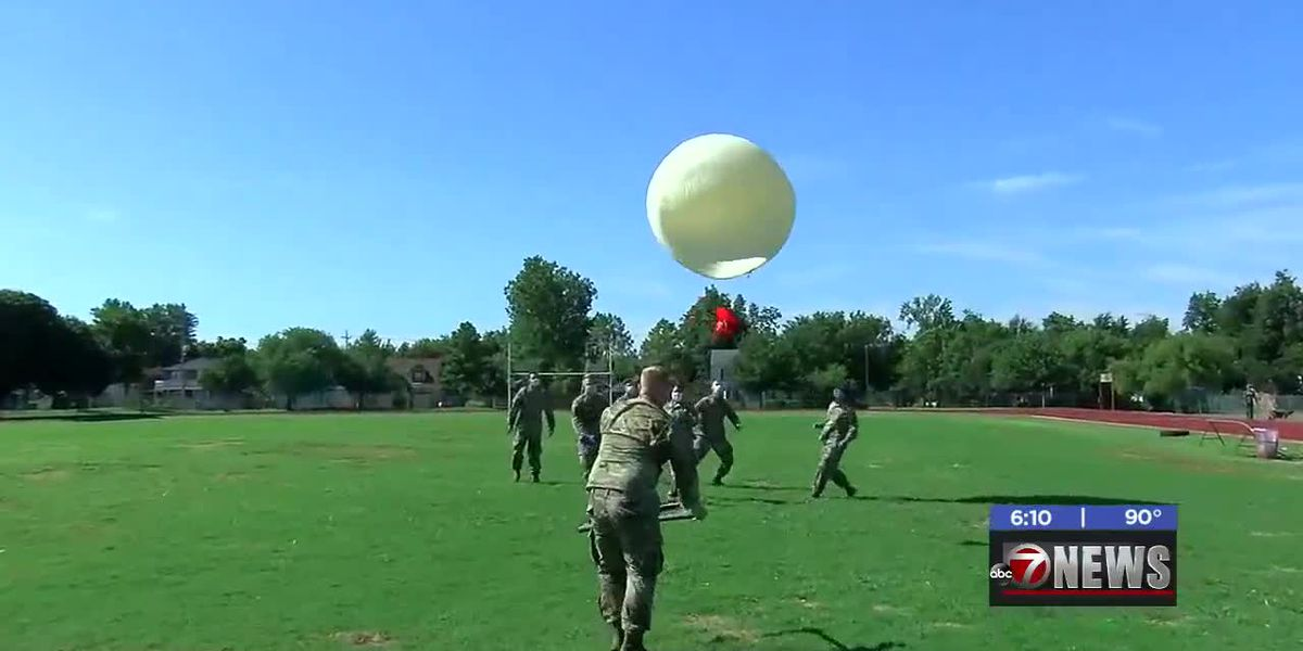Fort Sill Air Defense Artillery Brigade attempts to make history with weather balloon launch