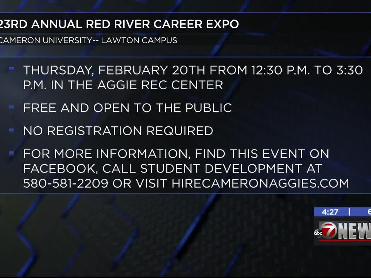 Cameron hosting 23rd annual Red River Career Expo