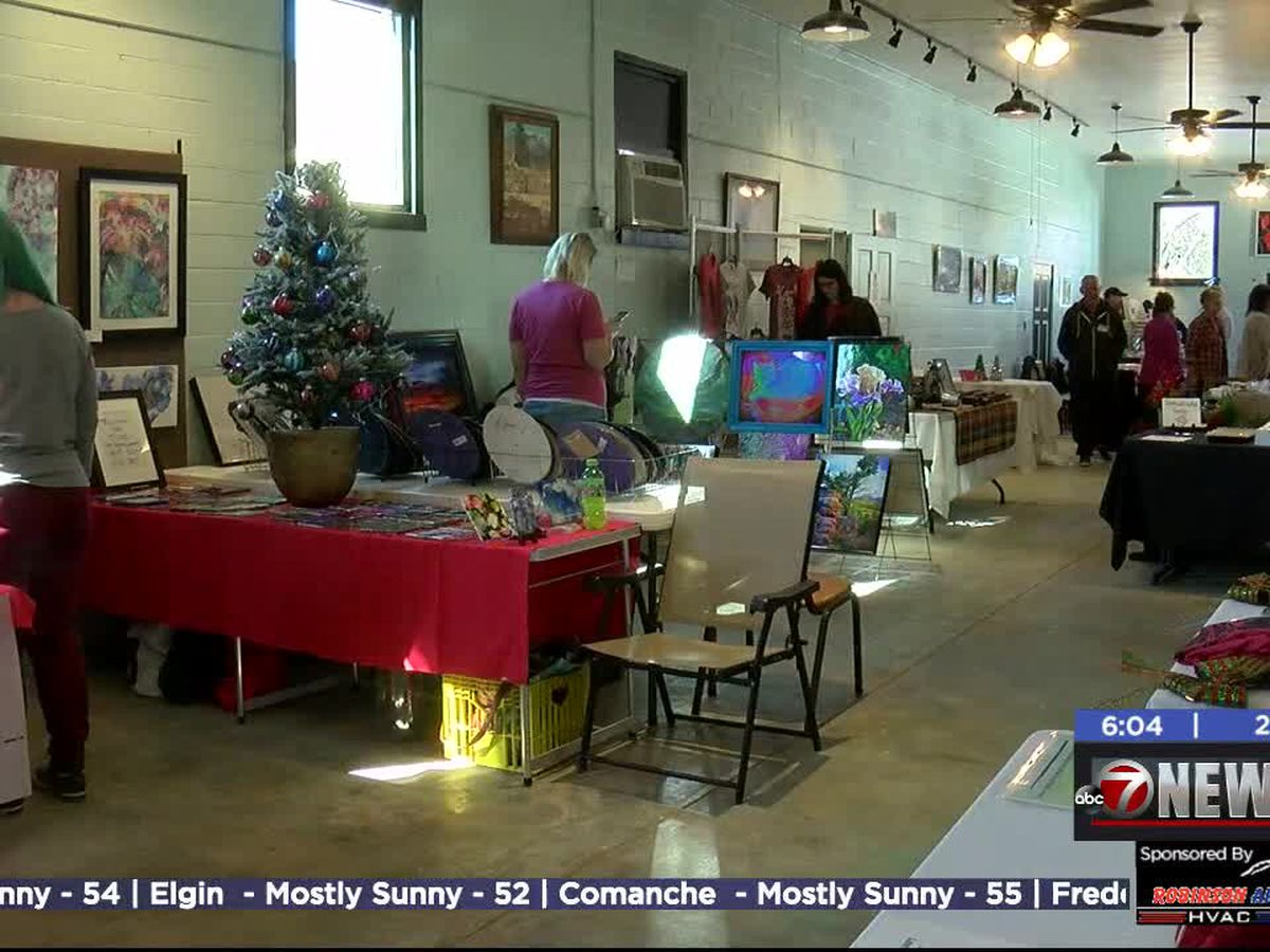 One Lawton is holding Thanksgiving Drive during annual art event