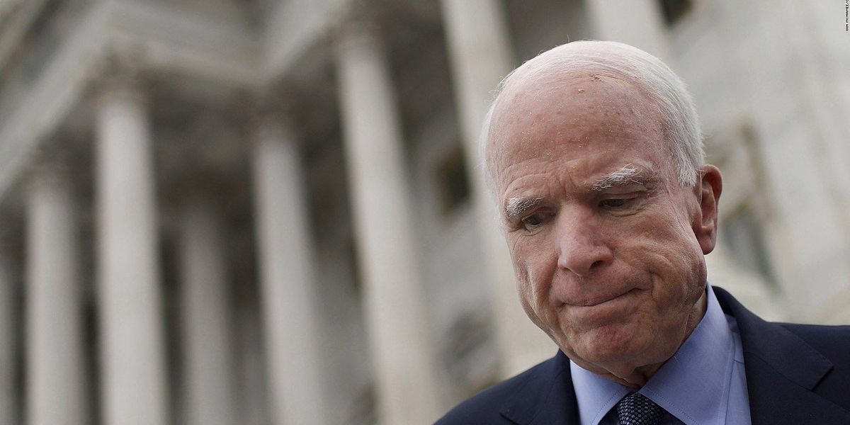 OK lawmakers speak out about McCain's cancer diagnosis