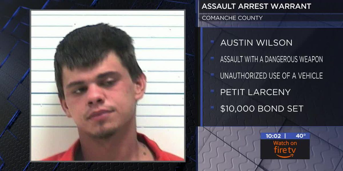 Arrest warrant filed for Lawton man accused of pointing gun at girlfriend