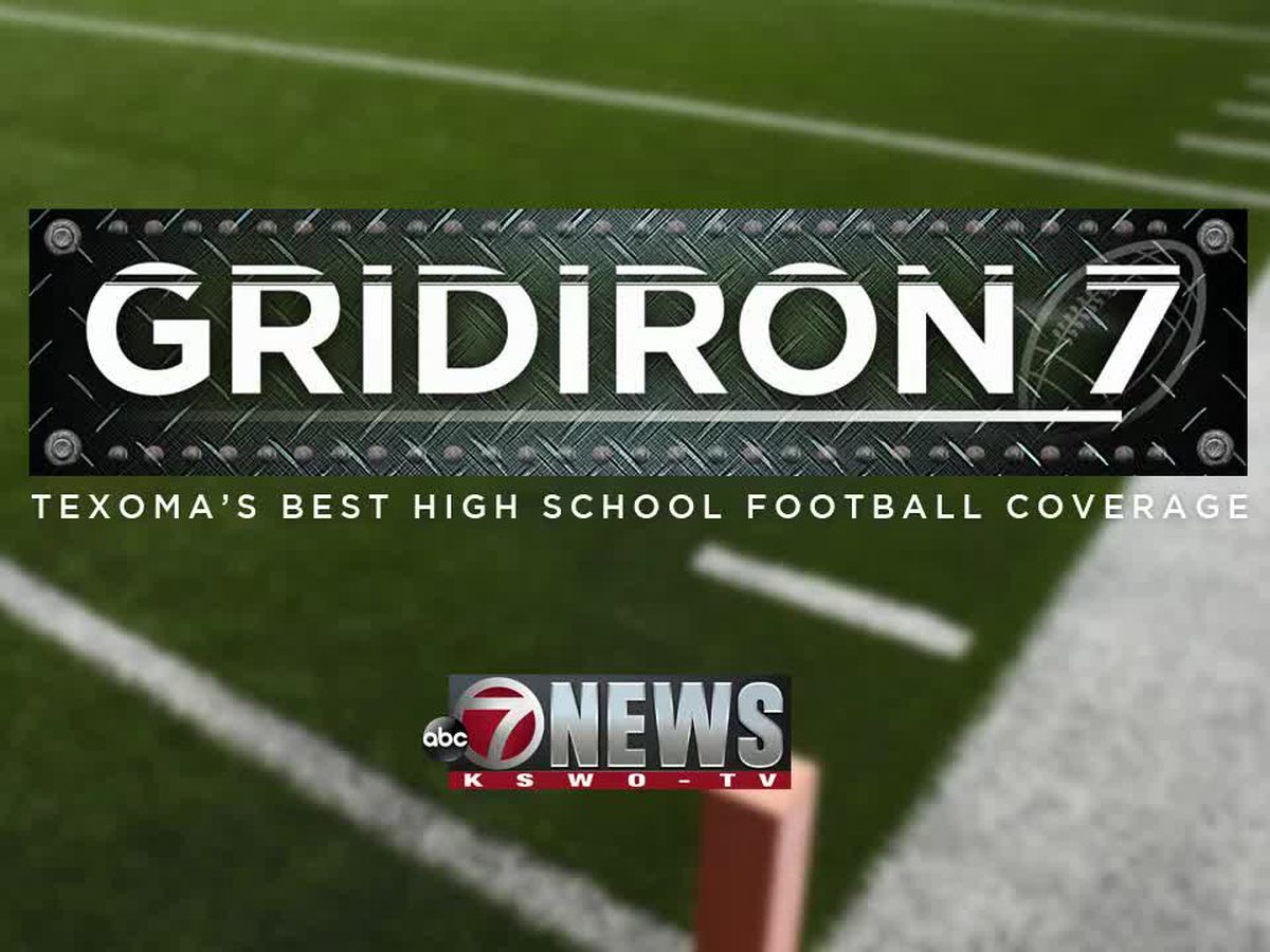 GRIDIRON 7: High School Football Scoreboard