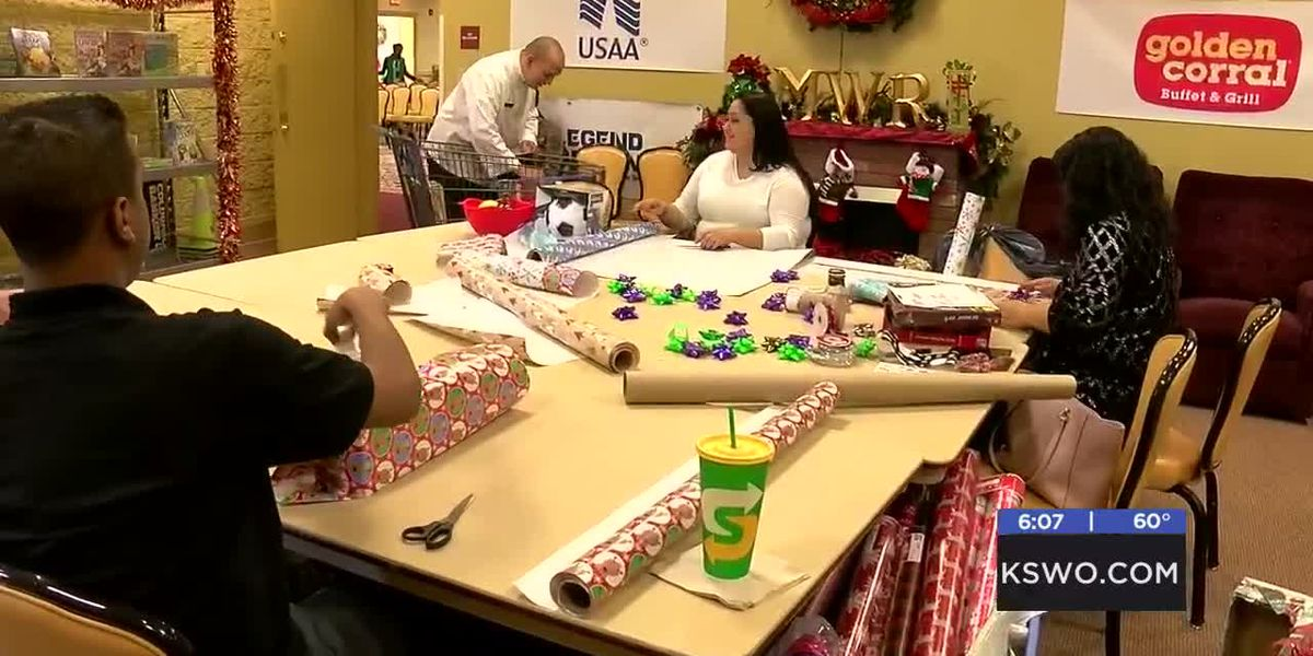 Fort Sill's Toys For Kids wraps up