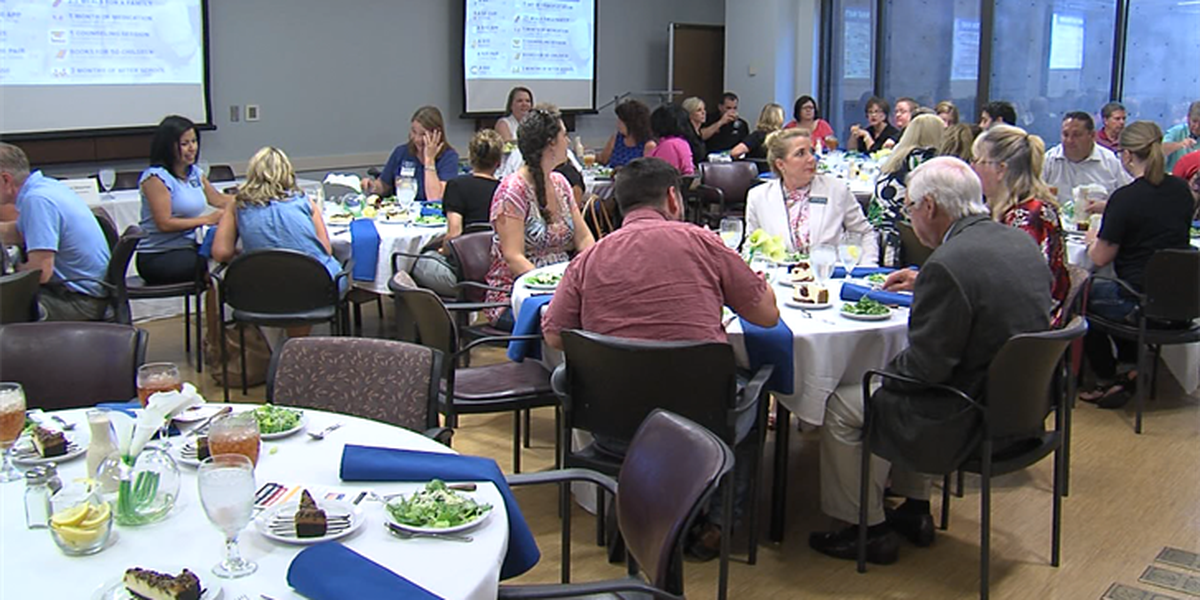 United Way of SW OK holds luncheon to recognize donors