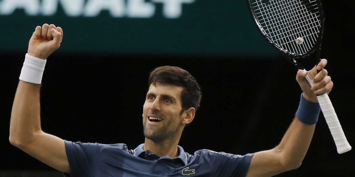 Khachanov faces Djokovic in the finals — ATP Paris Masters