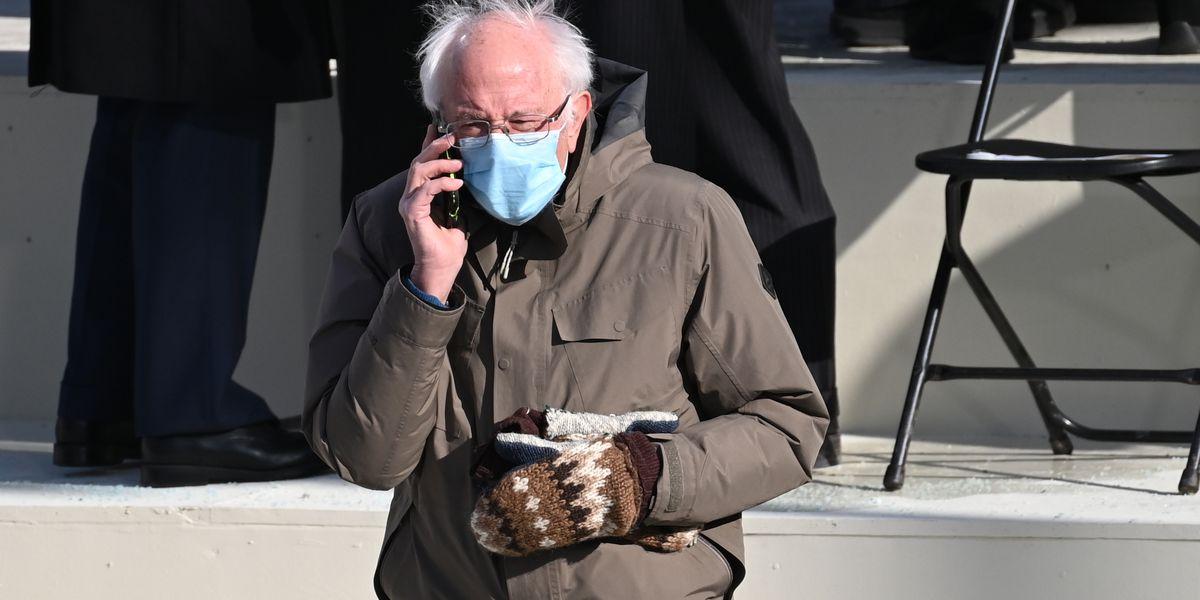 Bernie Sanders' mittens, memes help raise $1.8M for charity