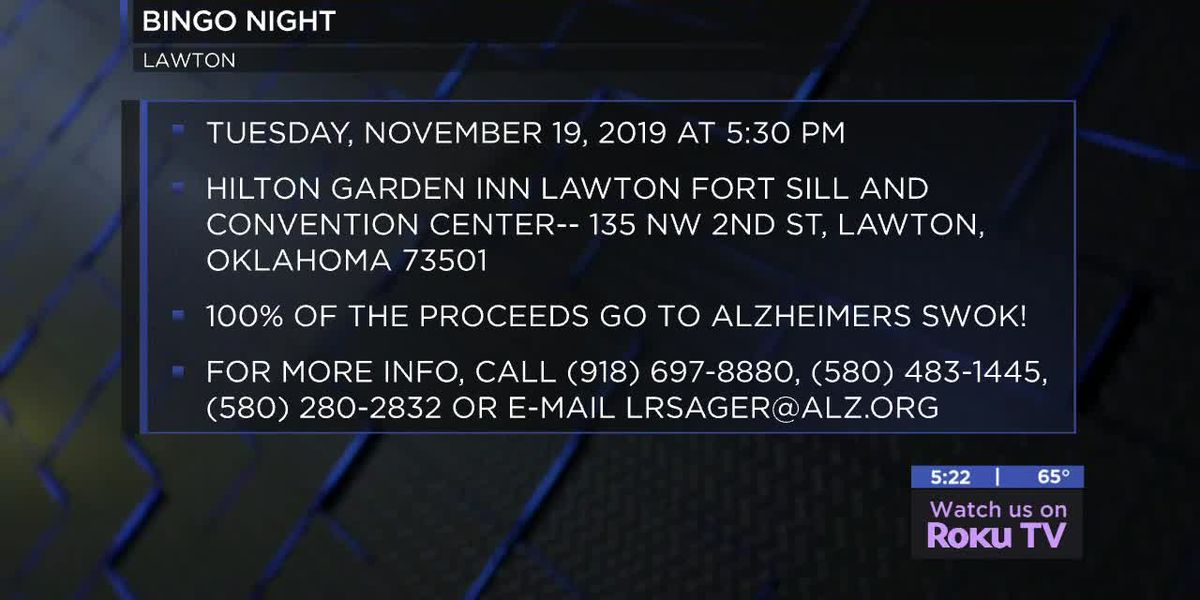 Upcoming Lawton events to benefit the Alzheimer's Association